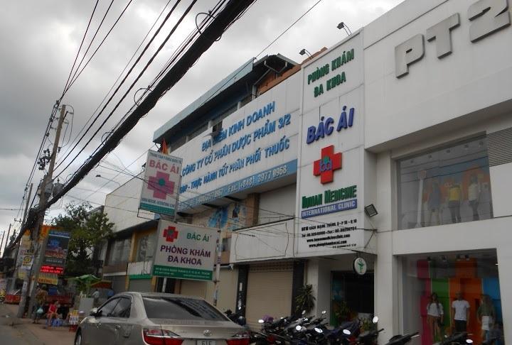 phòng khám, tế bào gốc, thanh tra, Sở Y tế, TPHCM, phòng khám Bác Ái
