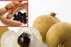 Công dụng của hạt nhãn, hạt me…  99% người ăn không biết