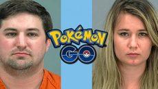 Bị bắt vì nhốt con 2 tuổi ở nhà để chơi Pokemon Go