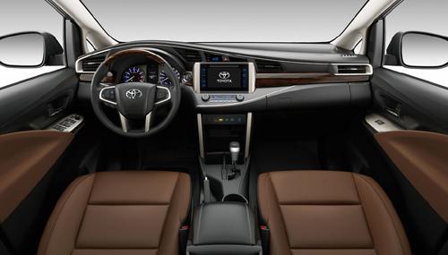 Xe Toyota Innova 2016 2.0 V có gì khi giá bán gần 1 tỷ? 2
