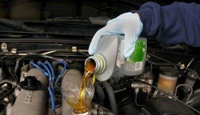 4 sai lầm cần tránh khi thay dầu nhớt ô tô