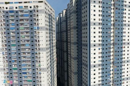 Những khu chung cư nhiều ồn ào của ông trùm nhà giá rẻ