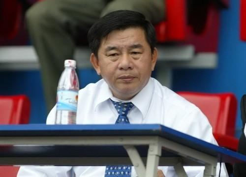 """Trưởng ban trọng tài Nguyễn Văn Mùi bị """"trảm""""?"""