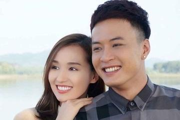 Lã Thanh Huyền ngượng khi phải hôn Hồng Đăng