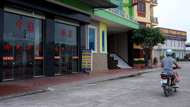 Khu 'phố Tàu' tái xuất sát 'nách' Thủ đô