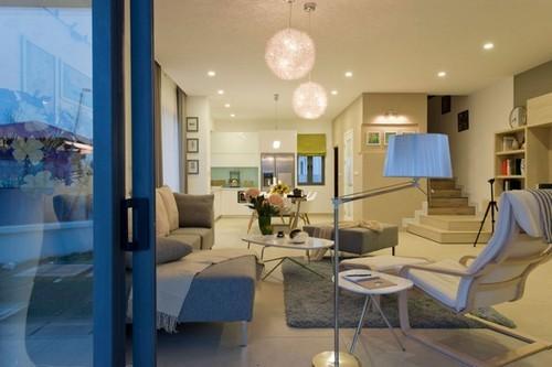 nhà đẹp, thiết kế nhà, thiết kế nhà cho 3 thế hệ cùng chung sống