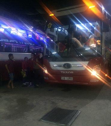 chánh thanh tra, bị kiện, xe khách Phương Trang, Thành Bưởi, đoàn thanh tra, nhà dân biến thành hầm