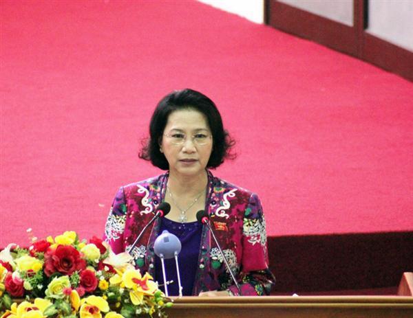 Chủ tịch QH: Tổng bí thư chỉ đạo làm tới nơi tới chốn