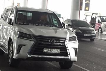 """Những chiếc Lexus LX570 2016 biển """"khủng"""" của các đại gia Việt"""