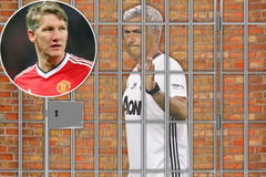 """""""Tống Mourinho vào tù vì đày đọa Schweinsteiger"""""""