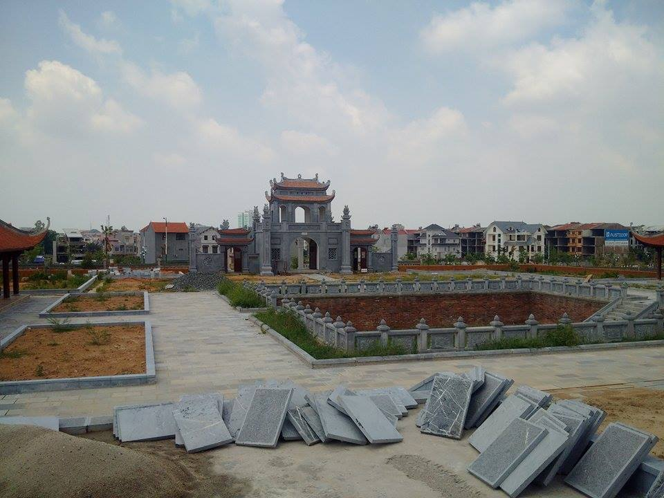 Công trình, Văn miếu Vĩnh Phúc, sai sót, tiền tỷ, dự án, xây dựng, bỏ hoang, ngân sách, thuế phí