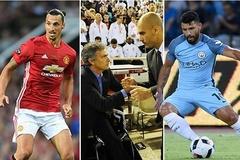 Kèo Premier League 2016/17: MU và Man City sẽ tranh ngôi vương