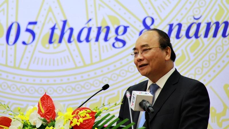 Thủ tướng Nguyễn Xuân Phúc, Nguyễn Xuân Phúc, tổng kết năm học 2015-2016, năm học 2016-2017