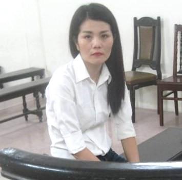 Cô gái môi giới bán dâm giá 200 USD quanh co chối tội