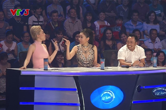 Vietnam Idol, Vietnam Idol 2016, Thần tượng âm nhạc Việt Nam, Thu Minh, Tóc Tiên