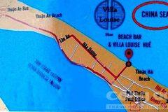 Xem xét động cơ vụ bản đồ ghi biển Việt Nam thành của Trung Quốc
