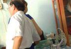 Phó GĐ Sở bị nhắc nhở vì 'ôm' nữ tạp vụ
