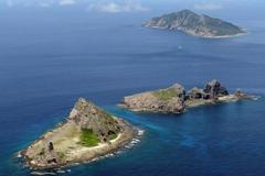 Nhật tố tàu TQ ồ ạt tràn vào lãnh hải