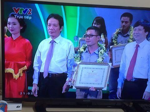 VietNamNet đoạt giải B báo chí về tài nguyên môi trường