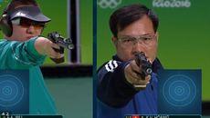 Đoạt HCV, Hoàng Xuân Vinh gây địa chấn Olympic 2016
