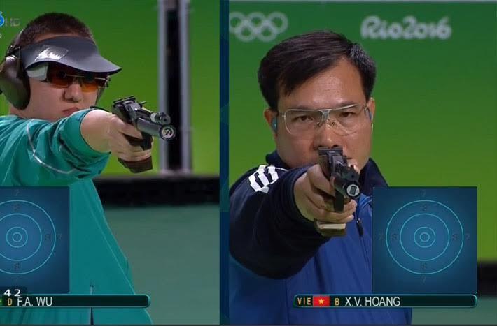 Đoạt HCV, Hoàng Xuân Vinh gây địa chấn Olympic