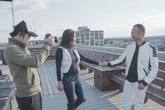 Vợ chồng Hồng Ngọc xuất hiện tình tứ trong MV