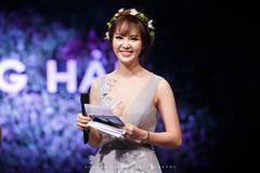 Nhan sắc nàng Á hậu duy nhất làm MC tại VTV24