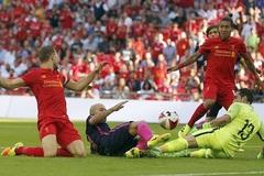 Liverpool gây địa chấn, đả bại Barca 4 bàn không gỡ