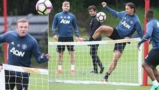 Đá xéo Van Gaal, Mourinho quyết giành Siêu cúp Anh