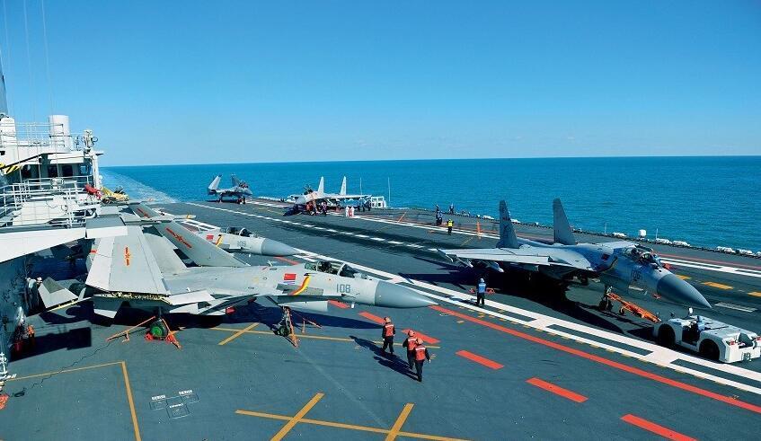 Bí mật lớn trên tàu sân bay mới của Trung Quốc