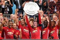 Ibrahimovic lóe sáng, Mourinho cùng MU đoạt Siêu cúp Anh
