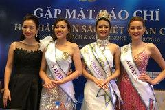 'Lộ' câu hỏi ứng xử, BTC hoa hậu bản sắc Việt nói gì?