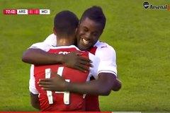 Arsenal thắng Man City siêu kịch tính