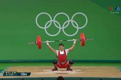 Video phần thi của Thạch Kim Tuấn ở Olympic 2016