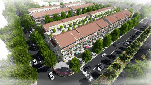 Sunny Garden City, biệt thự sinh thái, phía Tây Hà Nội