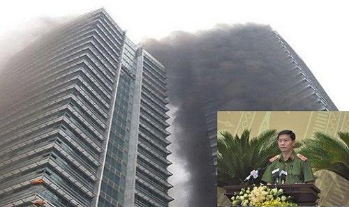 phòng cháy chữa cháy, an toàn cháy nổ chung cư, cháy chung cư