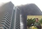 Giám đốc cảnh sát phòng cháy 'lên tiếng' về nguy cơ cháy chung cư