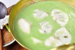 Thử chè na sữa dừa kiểu Thái vừa lạ vừa ngon