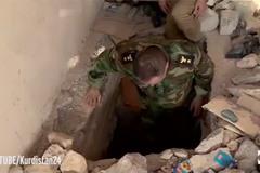 Bên trong đường hầm bí hiểm dài 3km của IS