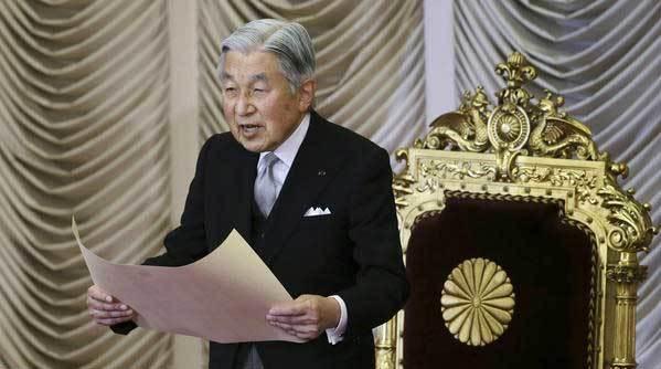 Nhật hoàng thổ lộ tâm tư trên truyền hình