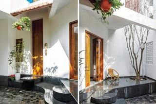 Ngôi nhà 80m² ở Hà Nội mang cả thiên nhiên và an yên vào từng góc nhỏ