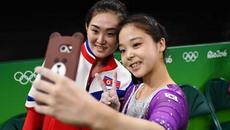 Bức ảnh lột tả chân thực sức mạnh của Olympic