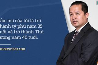 Trương Đình Anh đã bắt đầu làm việc ở FPT như thế nào?