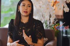 Hoa hậu Hà Kiều Anh tiết lộ về mối tình năm 16 tuổi