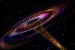Lỗ đen chứa cánh cửa bí mật để đi đến thế giới khác?