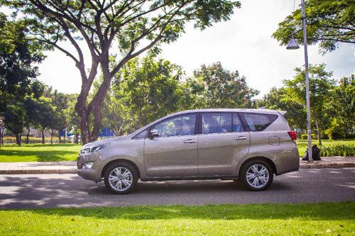 Toyota Innova 2016 vận hành năng động