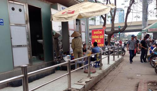 nhà vệ sinh công cộng, xây nhà vệ sinh tại Hà Nội