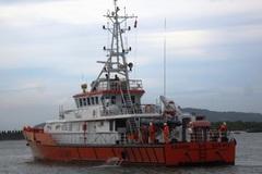 Tàu chở 3.000 tấn hàng bị đâm chìm, 11 người rơi xuống biển