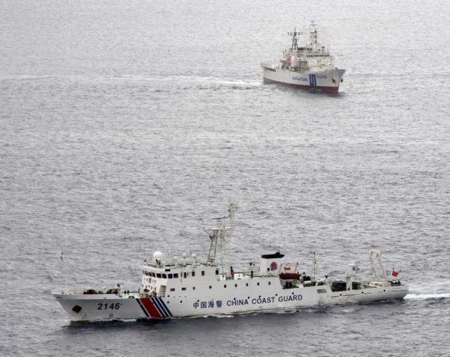 TQ cùng lúc dàn trận ở Biển Đông và Hoa Đông