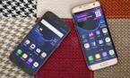 Galaxy S7 Edge là điện thoại Android bán chạy nhất năm